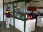 No country for old men: farm shop in South Africa.