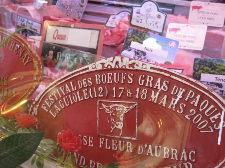 Rue des Archive Butcher