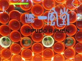 ...Ramen restaurant in Gangnam, Seoul.